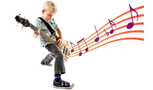 zenesgyerek