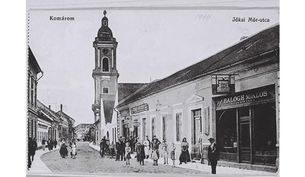jokai utca 1914