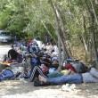 Illegális bevándorlás - Határsértõk Csongrád megyében