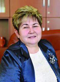 Fitos Zsuzsanna Bogya polgármesternője