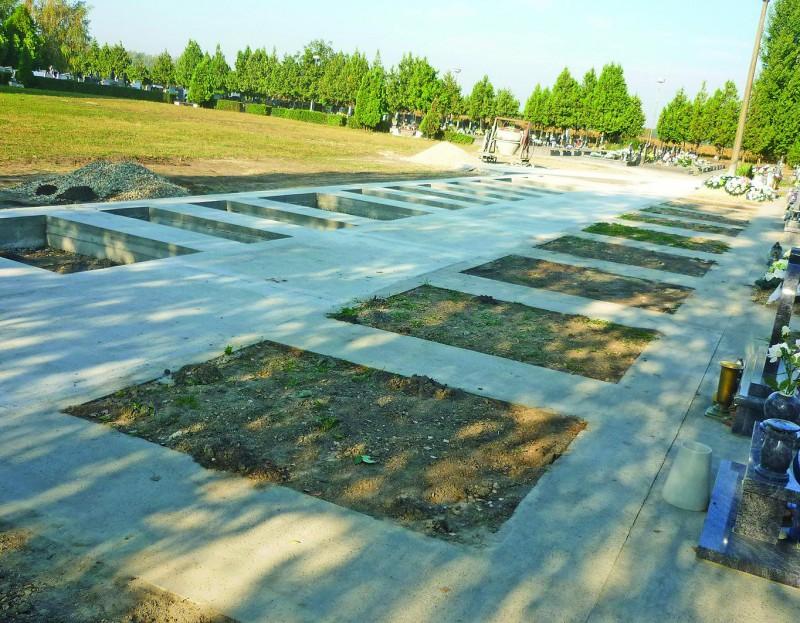 Keszegfalva temető
