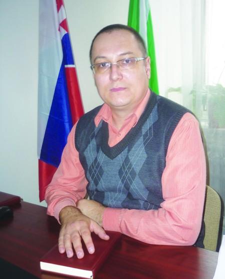 Farkas Károly Füss polgármestere