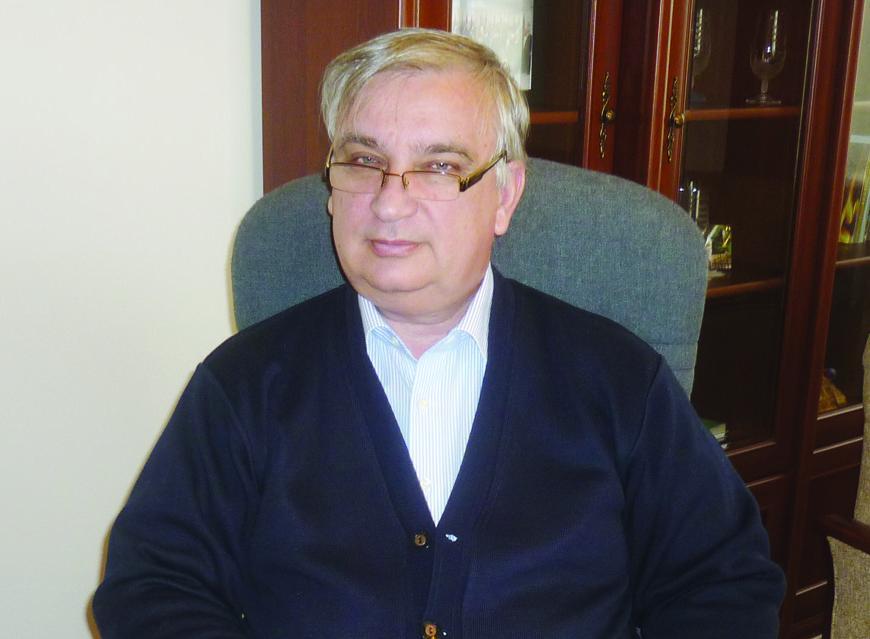 Csóka Lajos Nagykeszi polgármestere