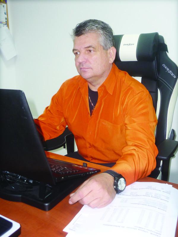 Lehocký Milan Keszegfalva polgármestere