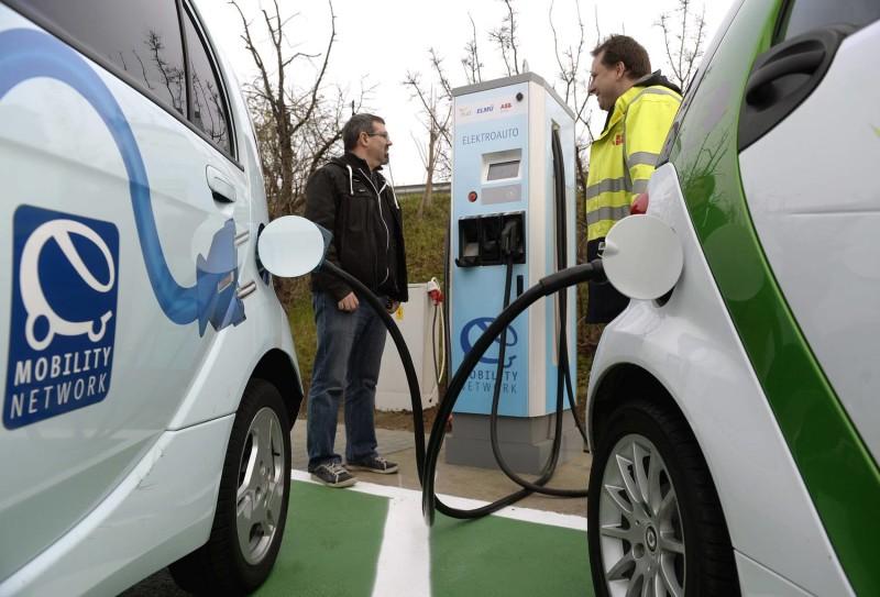 elektromobil kép