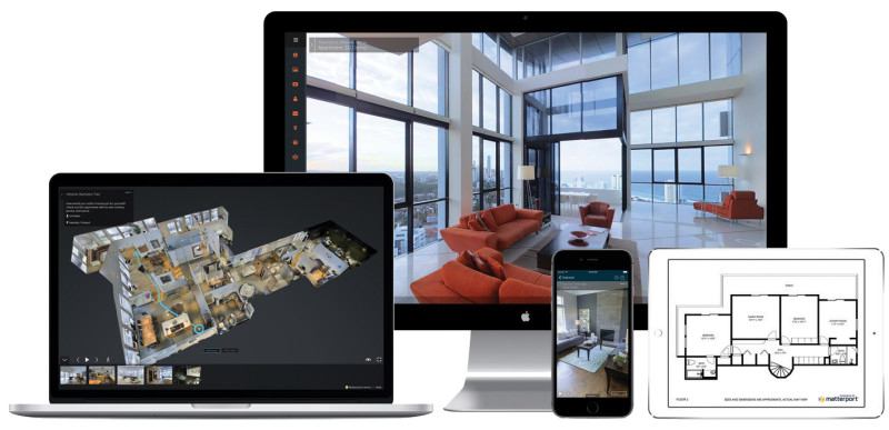 matterport-devices