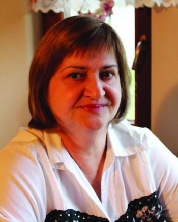 Fekete Iveta Ekel polgármestere2017