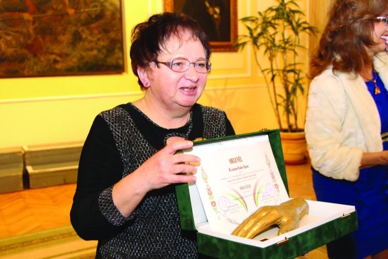 03-Jókai-díjas Rőszerné Fodor Ágnes