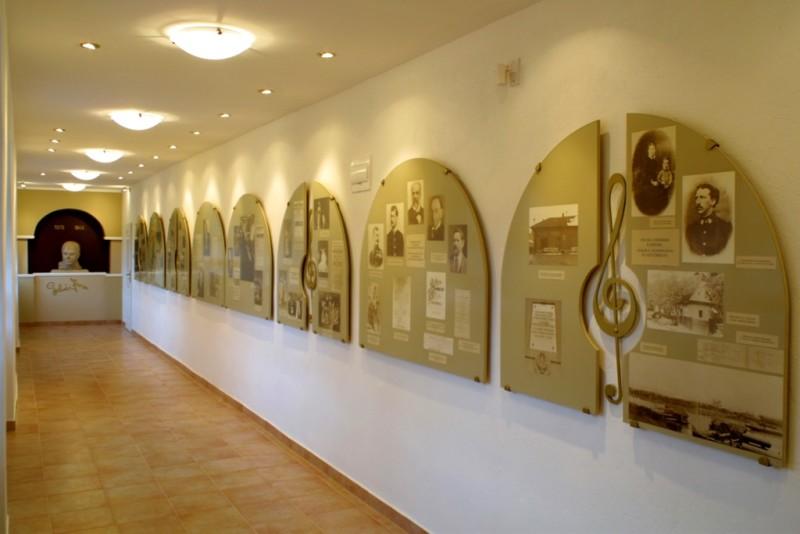 Lehár Emlékkiállítás a Múzeumban