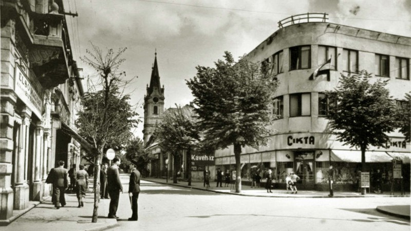 Nádor utc-A Cikta áruház