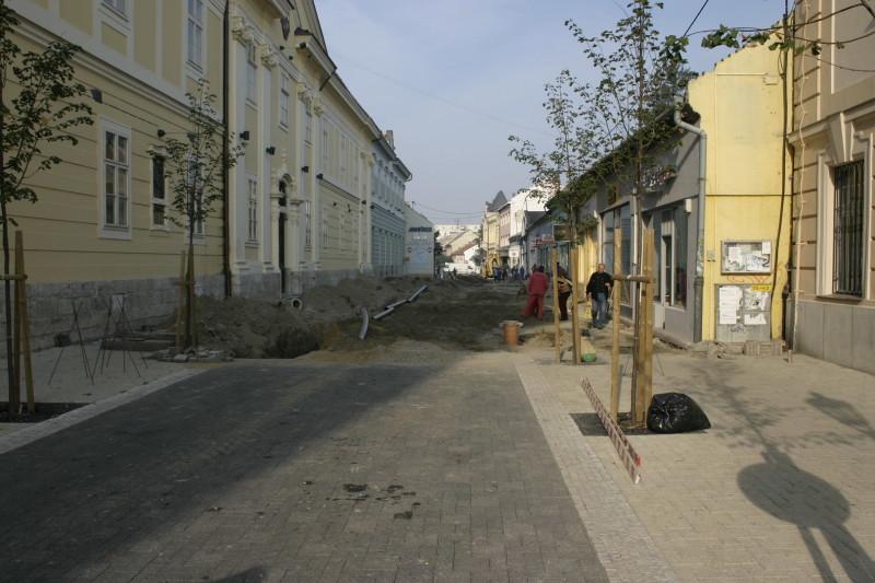 Nádor utca-2007-es felújítás