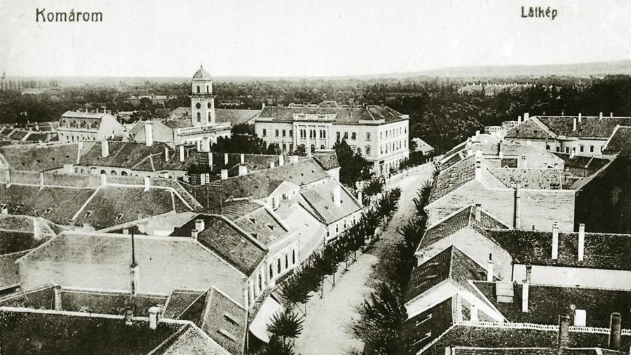 Nádor utca-anno